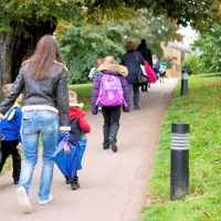 Pre school care Picnics walking to school